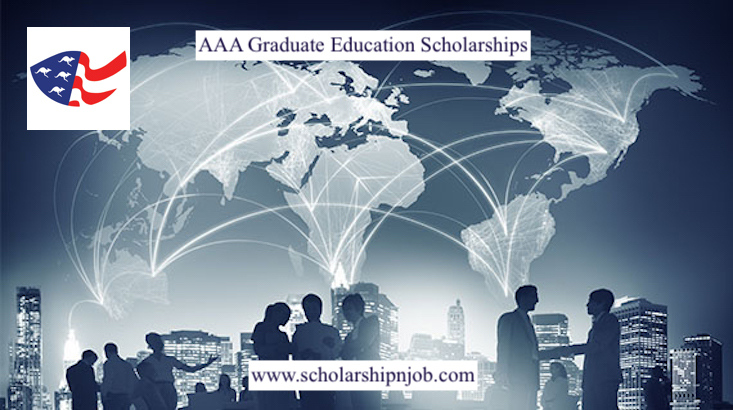 Fully Funded AAA Graduate Education Scholarships - Australia/United States