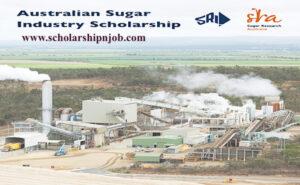 Fully Funded Australian Sugar Industry Scholarship - Australia