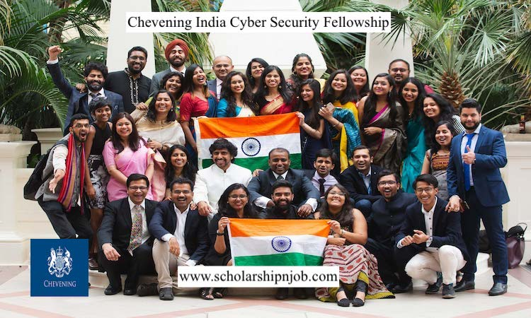 Fully Funded Chevening India Cyber Security Fellowship - United Kingdom