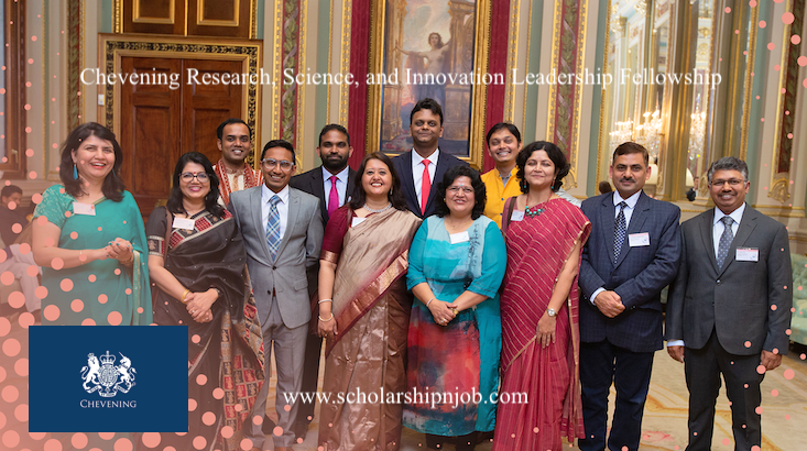 Chevening Research, Science, and Innovation Leadership Fellowship - United Kingdom