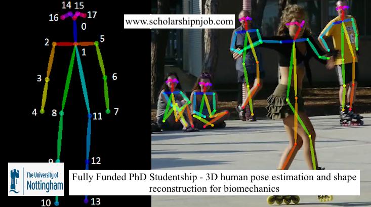 Fully Funded PhD Studentship - University of Nottingham, United Kingdom