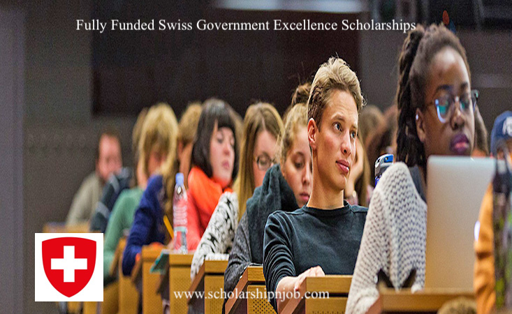 Fully Funded Swiss Government Excellence Scholarships - Switzerland