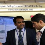 Partially Funded Imperial College London - GREAT Scholarship - United Kingdom