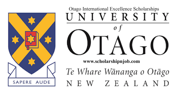Partially Funded Otago International Excellence Scholarships - New Zealand
