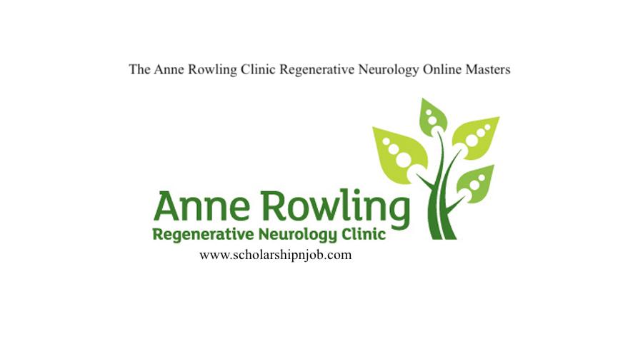 The Anne Rowling Clinic Regenerative Neurology Scholarships - University of Edinburgh, United Kingdom