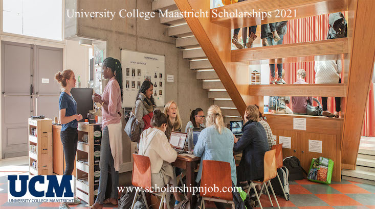 Fully Funded University College Maastricht Scholarships 2021 - Netherlands