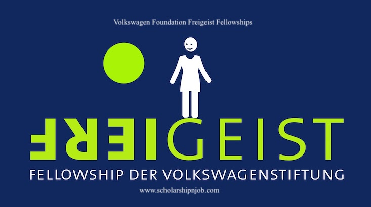 Fully Funded Volkswagen Foundation Freigeist Fellowships - Germany