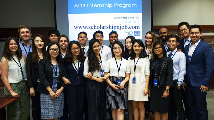 Asian Development Bank Internship Program