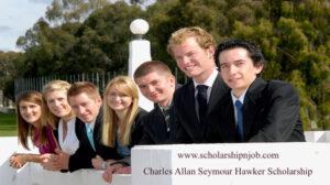 Fully Funded Charles Allan Seymour Hawker Scholarship - Australia/United Kingdom